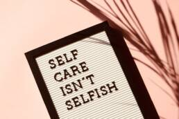 well being-self-care